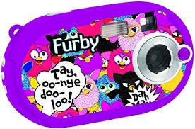 Lexibook DJ028FU 5 MP Furby Digital Camera - Violet: Amazon.co ...