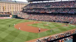 Oriole Park At Camden Yards Section 260 Home Of Baltimore