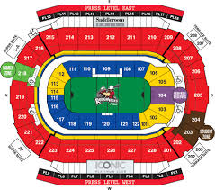 Flames Central Seating Chart Rough House Seating Map Roughnecks