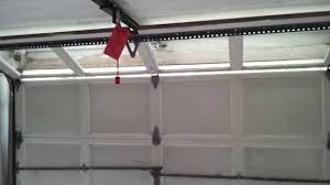 Garage Door overhead garage doors photos : Overhead Door Legacy Garage Door Opener in a For Sale House - YouTube