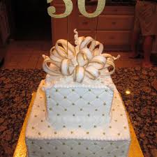 50th Birthday Cakes Photos