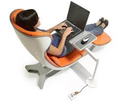 most comfortable chair.  Comfortable 2u003e Laptop Table  This Is Some Sort Of A Clamp On Table Looks Like Good  Combination With THAT Chair Inside Most Comfortable Chair M