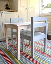 diy kid table and chairs