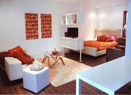 Comfortable Studio Apartments Decorating Small Spaces For Interior Small Studio Apartment Design