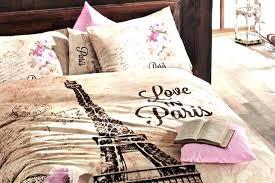 tower bedding set made in turkey comforter full eiffel 4 piece decoration room for birthday