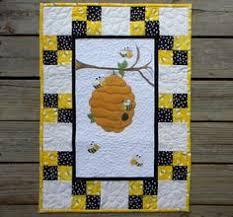debbie mumm honey bee quilt | Debbie Mumm Honey wallhangy | Debbie ... & Custom Made Just For Your Baby Bumble Bee by ThePolkaDotRabbits Adamdwight.com