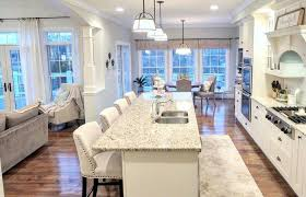 open concept kitchen cabinet ideas cozy country transitional kitchen home goods