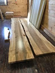 custom soft maple counter