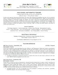 Teacher Resume Samples Delectable Sample Resume For Nursery Teachers In India Fruityidea Resume