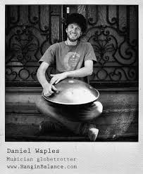 <b>Hang in</b> Balance - official site of handpan musician Daniel Waples