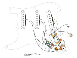 9 way stratocaster wiring mod