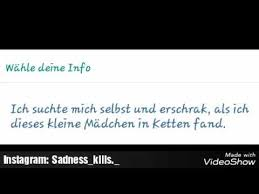 Whatsapp Status Sammlung Traurige Sprüche Wattpad Für Günstigste