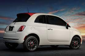 fiat 500 4 door black. 2015 fiat 500 ribelle rear three quarter view 4 door black r