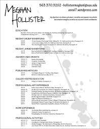 Commercial Artist Sample Resume Resume Cv Cover Letter