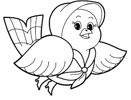 Small Picture Best Photos Of Simple Animal Coloring Pages Simple Farm Animal