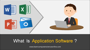 What Is Application Software ?   Application Software Types Explained