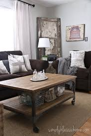 grey walls brown furniture. Decorating, Living With, And Loving, A Brown Sofa Grey Walls Furniture L