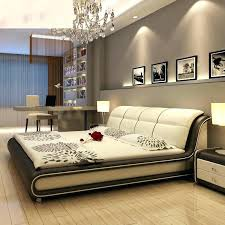 model home furniture for sale. Model Home Furniture For Sale Fabulous Modern Beds Para Style Real Genuine Leather Bed Soft Platform