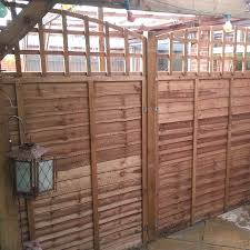Decorative Fence Toppers Trellis Panels Hardman Oakley Fencing