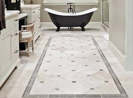 bathroom tile floor patterns.  Patterns Creative Bathroom Flooring Ideas Floor Tile  Intended Bathroom Tile Floor Patterns
