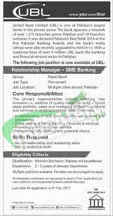ubl bank jobs current openings online apply latest ubldirect stay in touch us and keep ing our site job rt pk for more jobs
