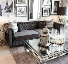 tufted furniture trend. Fine Trend Grey Tufted Sofa And Furniture Trend O