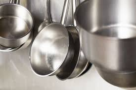 stainless steel cookware care. Perfect Cookware Close Up Of Stainless Steel Pans And Stainless Steel Cookware Care E