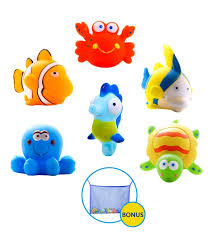 fun bathtub mildew resistant floating er toys for baby toddlers kids by mara s box