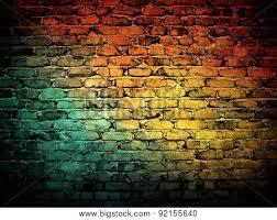 graffiti brick wall stock images page