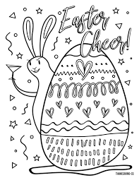 2 coloring pages prints on 8 1/2 x 11 paper. 5 Free Printable Easter Coloring Pages For Adults That Will Relieve Holiday Stress