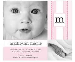 Sample Baby Announcement Sample Birth Announcement Barca Fontanacountryinn Com