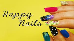 Happy Nails – Nail Art | Patrick Irving Film