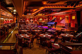 Shubert Theater Nyc Seating Chart Seating Feinsteins 54 Below