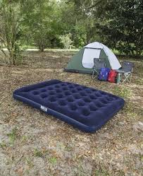 <b>Bestway</b> 67226 <b>queen</b> size <b>comfortable</b> inflatable air mattress with ...