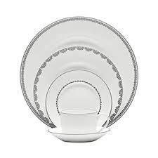 vera wang dinnerware. Perfect Dinnerware Vera Wang Wedgwood Flirt 5Piece Dinnerware Place Setting Service For  1 Intended E