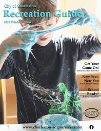 Graphic Design Classes Charleston Sc 2020 City Of Charleston Winter Spring Recreation Guide By