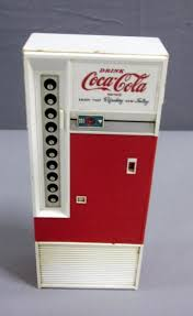 Coca Cola Vending Machine Radio