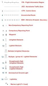 Ifr Chart Symbols The Airline Pilots Forum And Resource