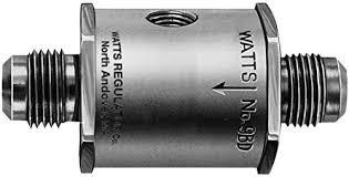 Vending Machine Wattage Inspiration Watts Regulator Co 48 Model 48BD Backflow Preventer For Vending