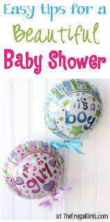 Baby Showers On A Budget Beautiful Baby Shower Ideas On A Budget The Frugal Girls