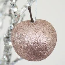 8449 Rote äpfel Apfel 7 Stück Christbaumschmuck Eur