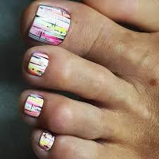 25 Fun Toenail Designs Nail Art Lovers Will Appreciate