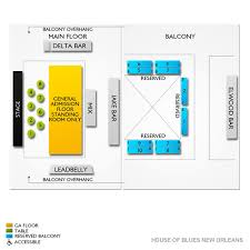 House Of Blues New Orleans Seating Chart Bustout Burlesque 18 Event New Orleans Tickets 12 21