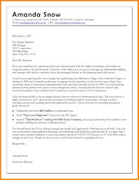 7 Career Change Cover Letter Sample Letter Adress