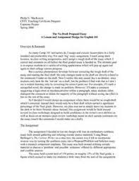 a modest proposal example essay