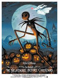 THE NIGHTMARE BEFORE CHRISTMAS 20th Anniversary Limited Edition ...