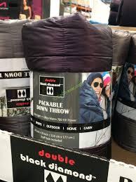 Down Throw Blanket Costco