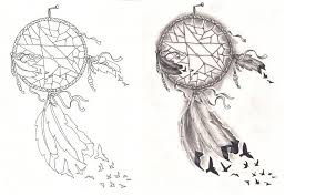Dream Catcher Tattoo Stencils Freebies Tattoo Desings Dream Catcher Birds by TattooSavage on 3