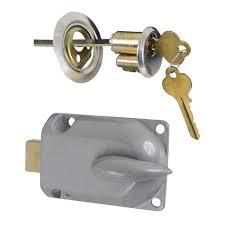 garage door lock handleIdeal Security SK7160 Keyed Garage Door Lock  Lowes Canada