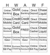Check spelling or type a new query. Teller Referral Bingo Card